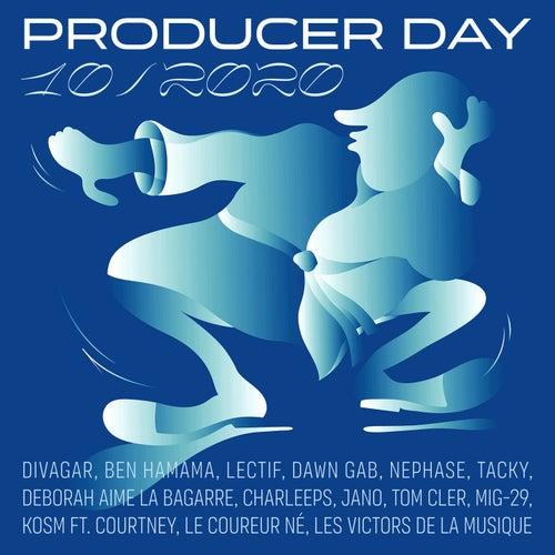 Producer Day 10-2020 by Divagar, BEN HAMAMA, Lectif, Dawn Gab, Nephase, Tacky, Deborah Aime La Bagarre, Charleeps, Jano, Tom Cler, MiG-29, Kosm, Le Coureur Né, Les Victors De La Musique