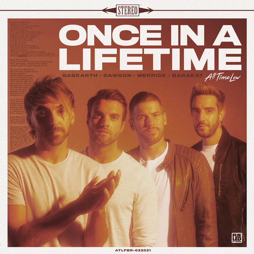 Once In A Lifetime de All Time Low