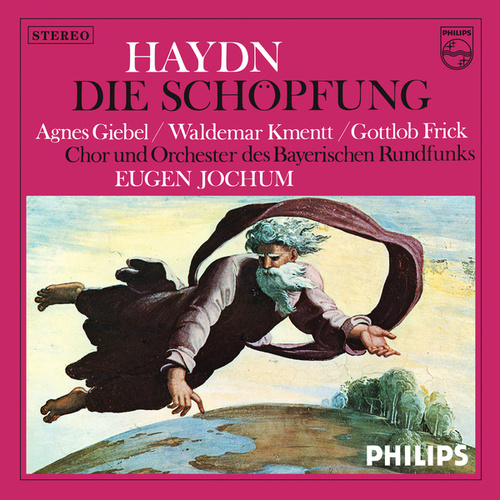 Eugen Jochum - The Choral Recordings on Philips (Vol. 5: Haydn: The Creation; Mengelberg: Magnificat) von Eugen Jochum