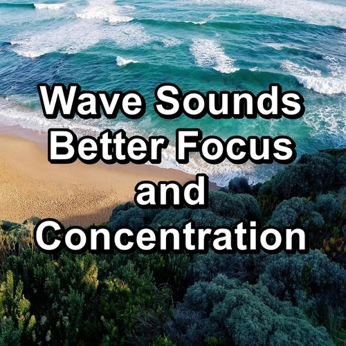 Wave Sounds Better Focus and Concentration von Baby Music (1)