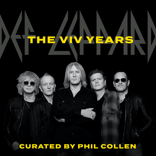 The Viv Years van Def Leppard