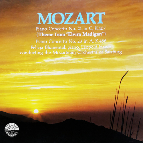 Piano Concerto No. 21: Piano Concerto No. 23 fra Felicja Blumental