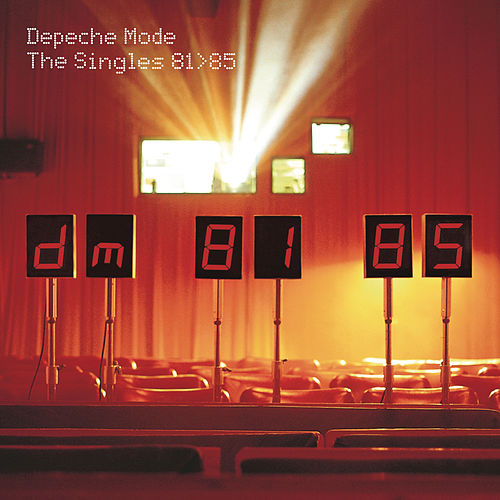 The Singles 81-85 by Depeche Mode
