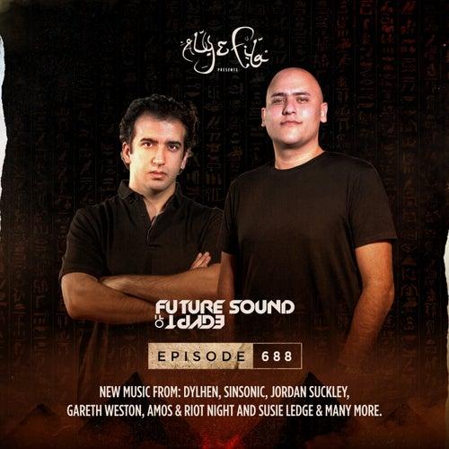 FSOE 688 - Future Sound Of Egypt 688 by Aly & Fila