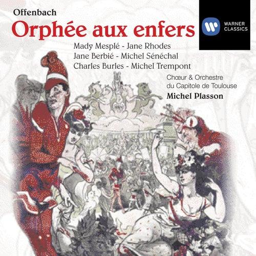 Orphée Aux Enfers von Michel Plasson