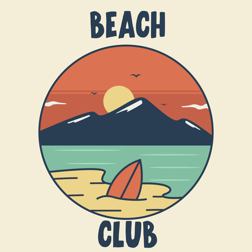 Beach Club de Various Artists