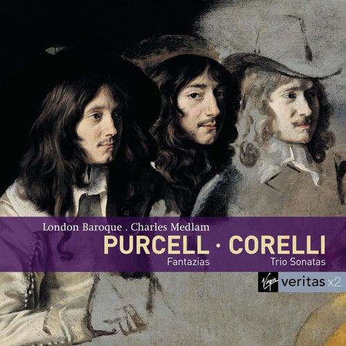 Corelli & Purcell: Trios, Sonatas & Fantasias de The London Baroque