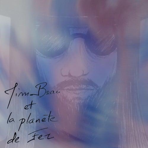 Jim beau et la planète de fer by Léo-Paul Sévin