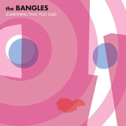 Something That You Said von The Bangles