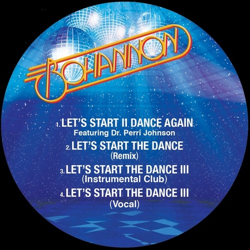 Let's Start the Dance by Bohannon