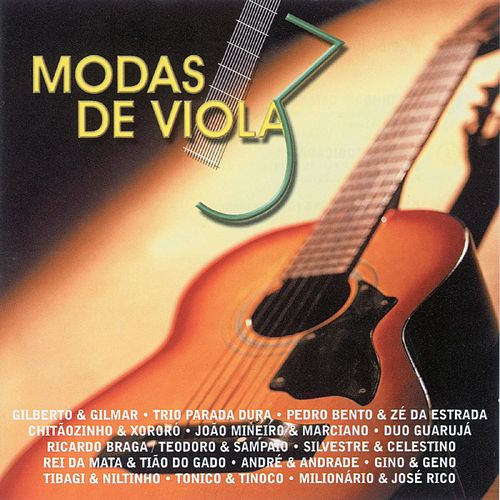Moda De Viola - Vol.3 de Various Artists