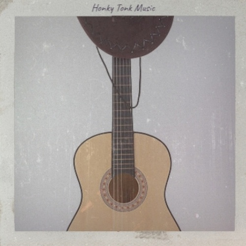 Honky Tonk Music by Various Artists