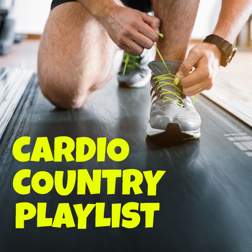 Cardio Country Playlist de Various Artists
