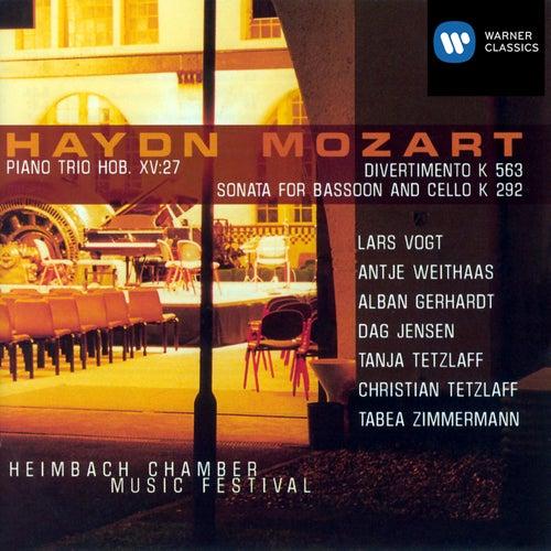 Haydn/Mozart: Chamber Music de Lars Vogt