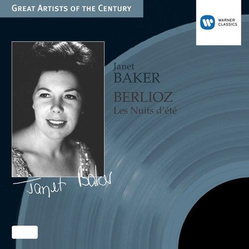 Berlioz: Nuits D'Été, Op.7, etc de Dame Janet Baker
