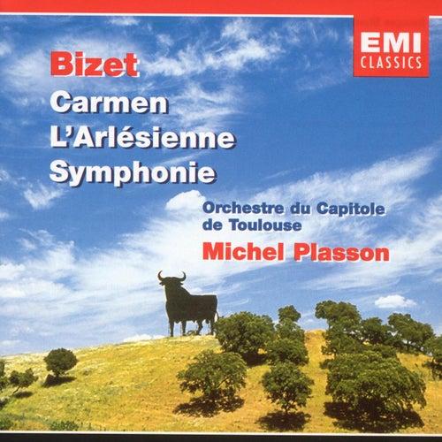 Bizet - Oeuvres Pour Orchestre von Michel Plasson