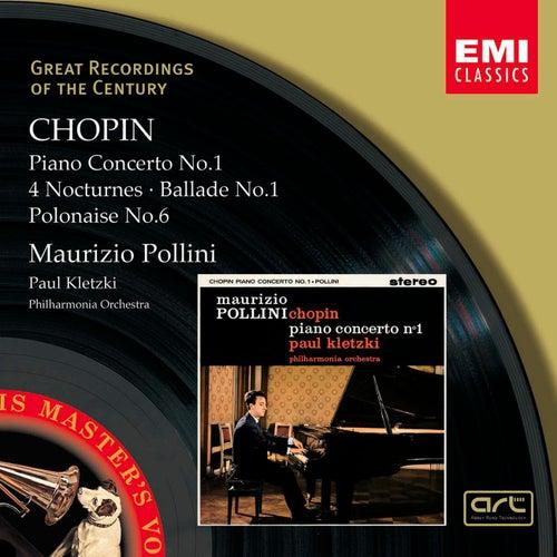 Chopin: Piano Concerto No.1/Nocturnes etc von Maurizio Pollini