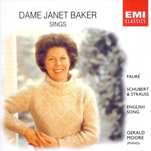 Janet Baker - Song Recital de Dame Janet Baker