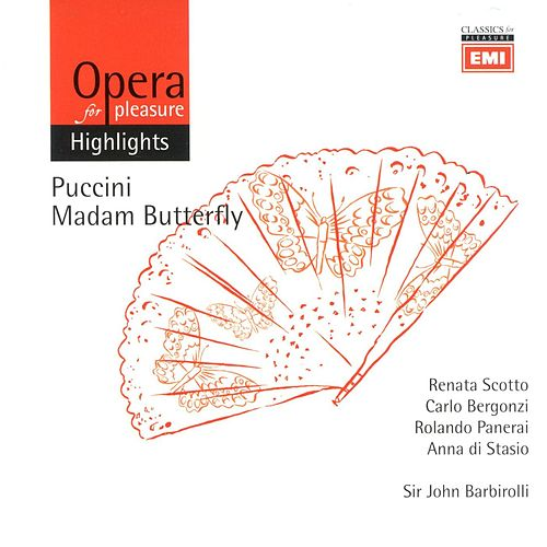 Puccini: Madam Butterfly (highlights) van Sir John Barbirolli