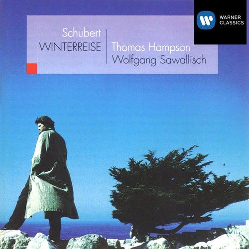 Schubert - Die Winterreise von Thomas Hampson