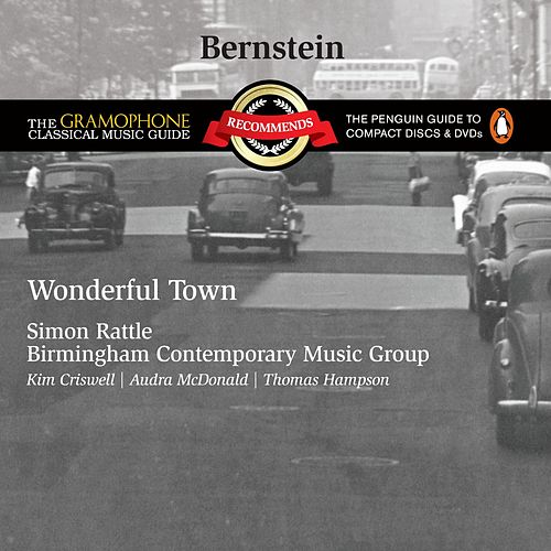 Bernstein: Wonderful Town di Sir Simon Rattle