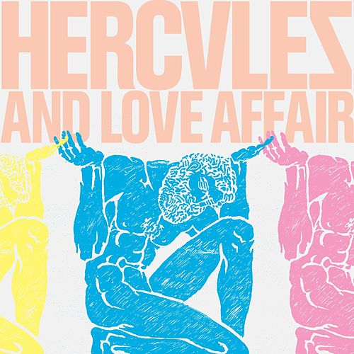 Hercules And Love Affair von Hercules And Love Affair