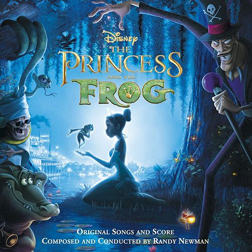 The Princess And The Frog by Various Artists