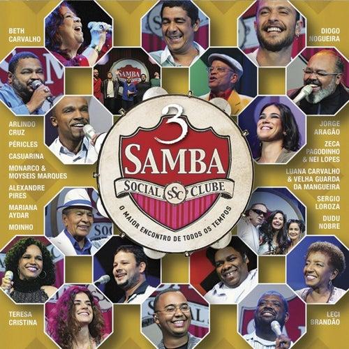 Samba Social Clube 3 - Digital CD de Various Artists