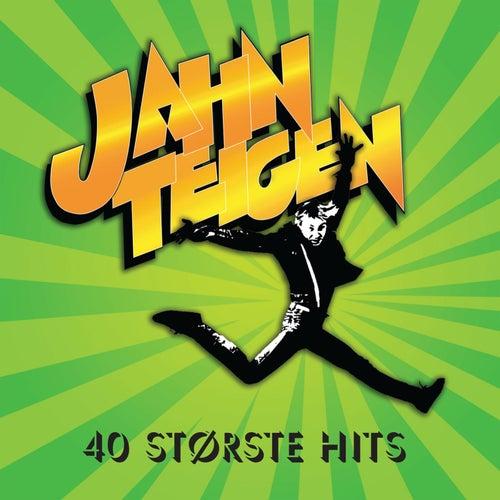 Teigen - 40 største hits by Jahn Teigen