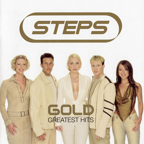 Gold - Greatest Hits by Steps