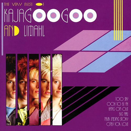 The Very Best Of Kajagoogoo And Limahl von Kajagoogoo