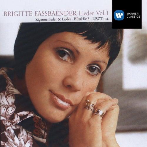 Lieder Vol.1 [Brahms/Dvorák/Schumann/Liszt/Tschaikowsky] (Brahms/Dvorák/Schumann/Liszt/Tschaikowsky) von Brigitte Fassbaender