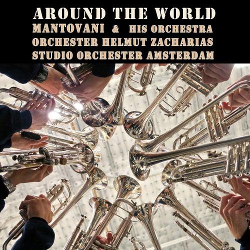 Around The World fra Mantovani & His Orchestra