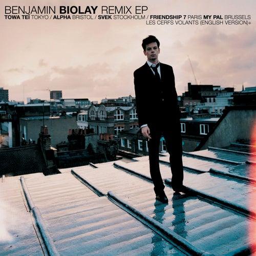 Remix Ep de Benjamin Biolay