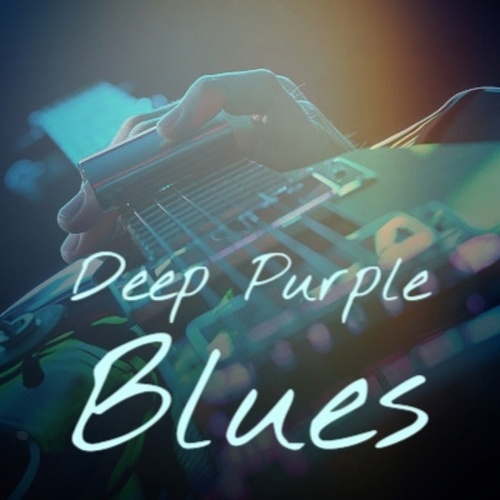 Deep Purple Blues de Various Artists