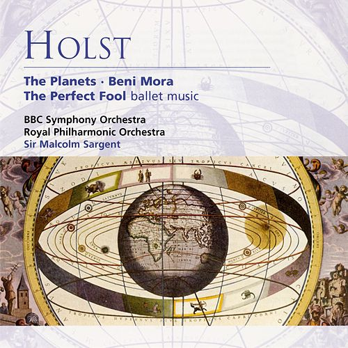 Holst The Planets etc de Sir Malcolm Sargent