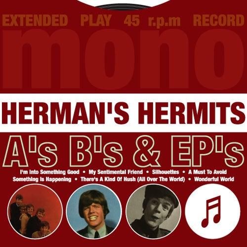 A's, B's & EP's de Herman's Hermits