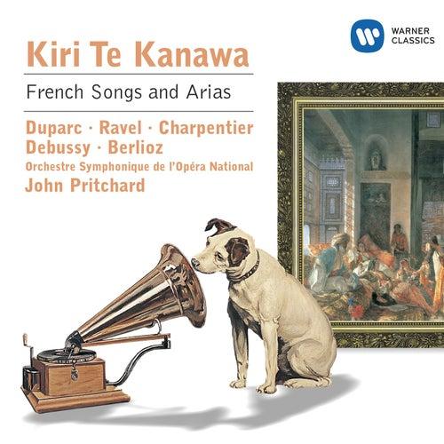 Ravel: Shéherazade; Duparc: 7 Mélodies etc. de Kiri Te Kanawa