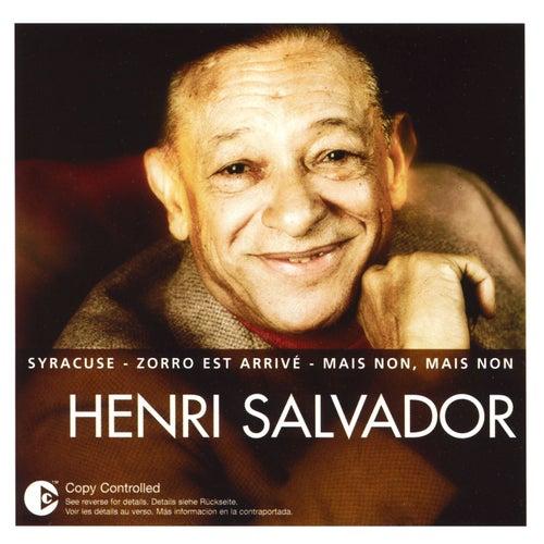 L'essentiel 2003 de Henri Salvador