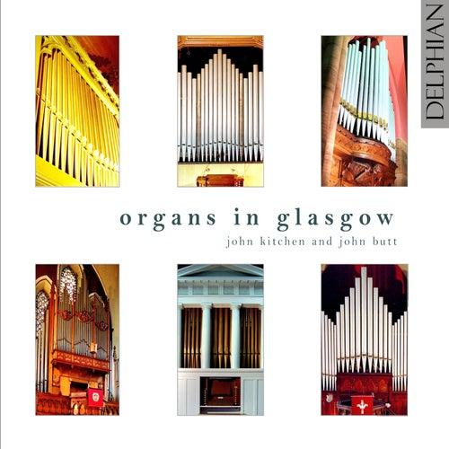 Organs in Glasgow by John Kitchen