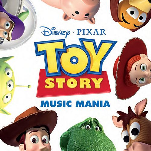 Toy Story Music Mania von Various Artists