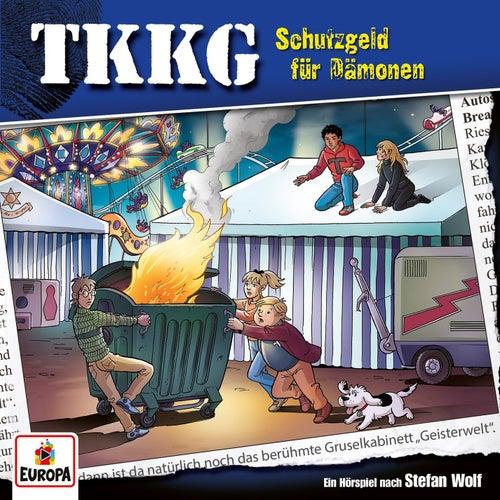 218/Schutzgeld für Dämonen von TKKG