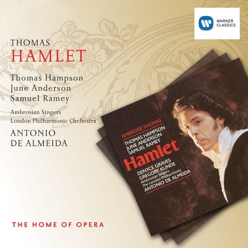 Thomas: Hamlet von Thomas Hampson