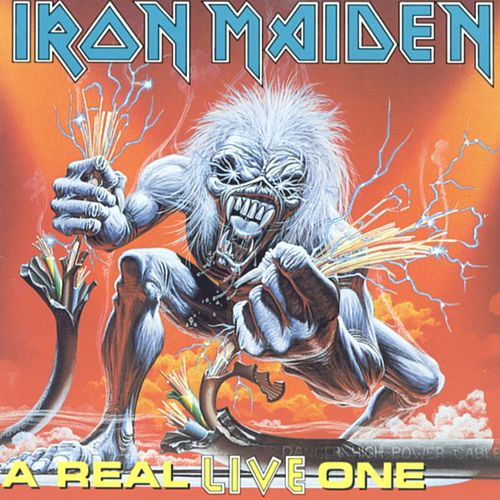 A Real Live One by Iron Maiden