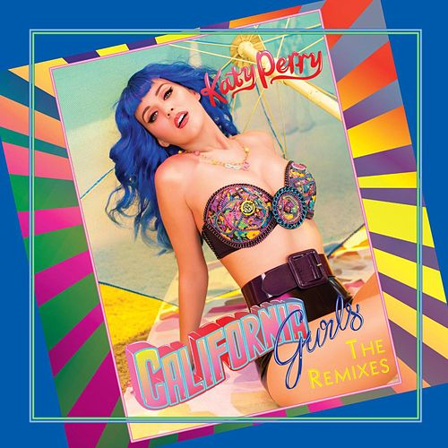 California Gurls - The Remixes de Katy Perry