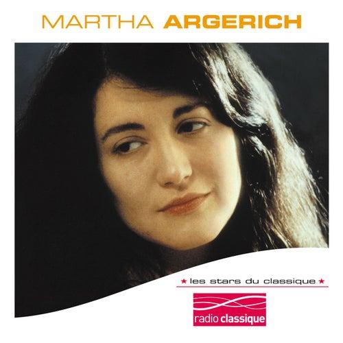 Les Stars Du Classique : Martha Argerich di Martha Argerich