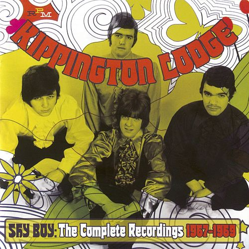 Shy Boy: The Complete Recordings 1967-1969 by Kippington Lodge