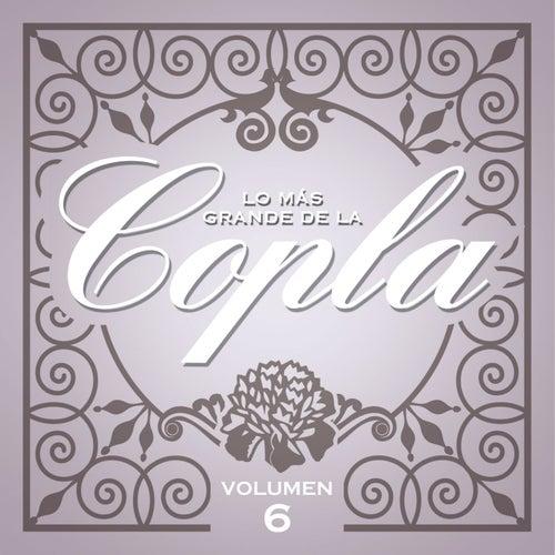 Lo Más Grande De La Copla - Vol 6 de Various Artists