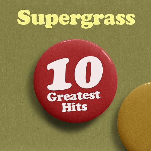 10 Greatest Hits de Supergrass