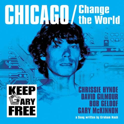 Chicago/Change The World von Chrissie Hynde